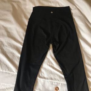 Lululemon high waist wunder under pants